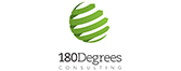 Color Logo - 180 Degrees Consulting